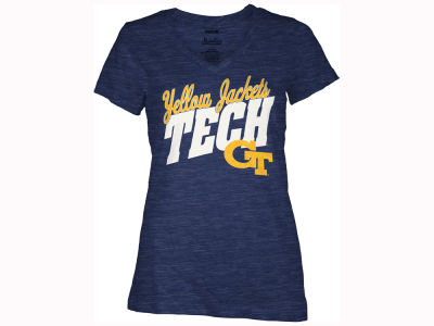 Georgia-Tech Pressbox NCAA Women's Gander T-Shirt