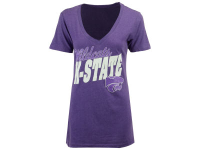 Kansas State Wildcats Pressbox NCAA Women's Gander T-Shirt