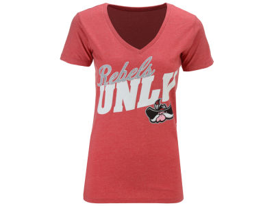 UNLV Runnin Rebels Pressbox NCAA Women's Gander T-Shirt