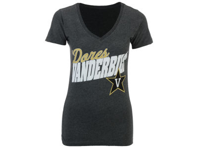 Vanderbilt Commodores Pressbox NCAA Women's Gander T-Shirt