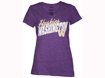 Washington Huskies Pressbox NCAA Women's Gander T-Shirt