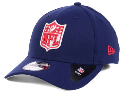 New England Patriots New Era NFL Team Shield 39THIRTY Cap