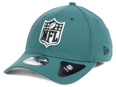 Philadelphia Eagles New Era NFL Team Shield 39THIRTY Cap