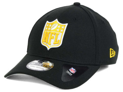 Pittsburgh Steelers New Era NFL Team Shield 39THIRTY Cap
