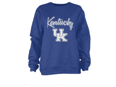 Kentucky Wildcats Pressbox NCAA Women's Pigment Dye Fleece