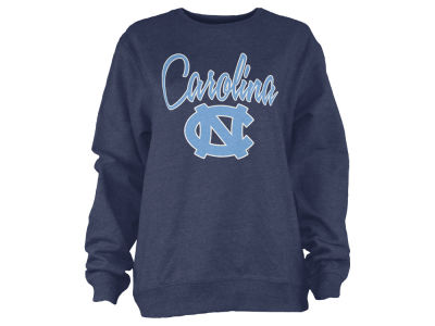 North Carolina Tar Heels Pressbox NCAA Women's Pigment Dye Fleece
