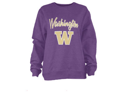 Washington Huskies Pressbox NCAA Women's Pigment Dye Fleece