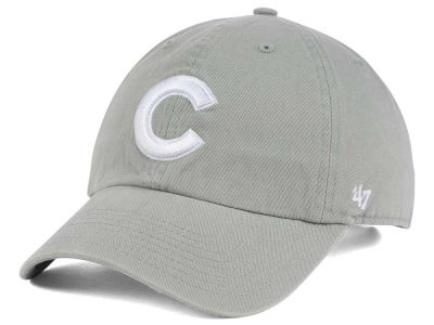 Chicago Cubs '47 MLB Gray White '47 CLEAN UP Cap