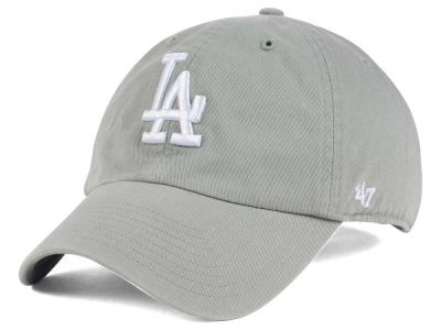 Los Angeles Dodgers '47 MLB Gray White '47 CLEAN UP Cap
