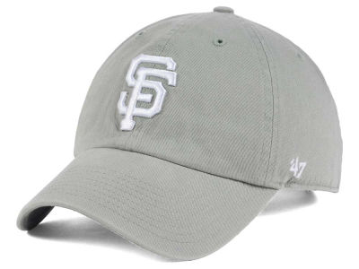 San Francisco Giants '47 MLB Gray White '47 CLEAN UP Cap