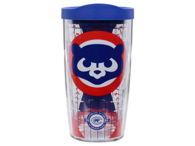 Chicago Cubs 16oz. Colossal Wrap Tumbler with Lid