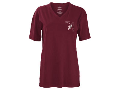 Florida State Seminoles Pressbox NCAA Women's Elly May Big T-Shirt