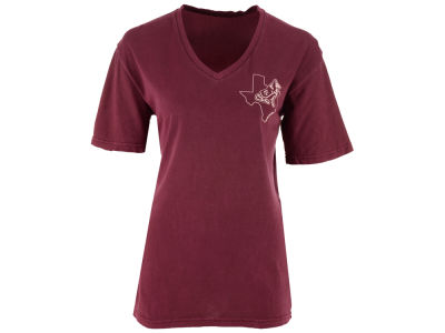 Texas A&M Aggies Pressbox NCAA Women's Elly May Big T-Shirt