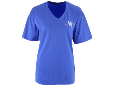 Kentucky Wildcats Pressbox NCAA Women's Elly May Big T-Shirt