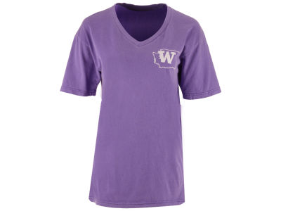 Washington Huskies Pressbox NCAA Women's Elly May Big T-Shirt