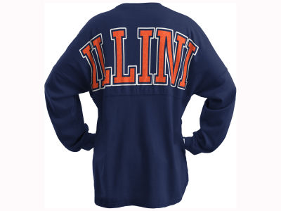 Illinois Fighting Illini Pressbox NCAA Women's Big Glitter Sweeper