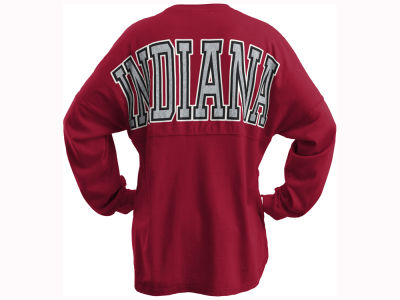 Indiana Hoosiers Pressbox NCAA Women's Big Glitter Sweeper