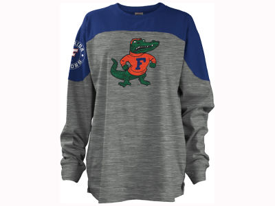 Florida Gators Pressbox NCAA Women's Cannon Big Long Sleeve Shirt