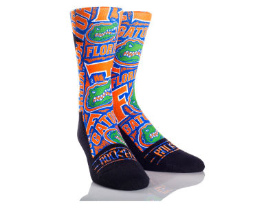 Florida Gators Logo Sketch Socks
