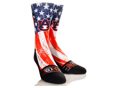 Auburn Tigers Stars & Stripes Socks