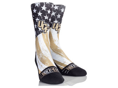 University of Central Florida Knights Stars & Stripes Socks