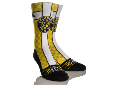 Columbus Crew SC Rock 'Em Jersey Series Socks