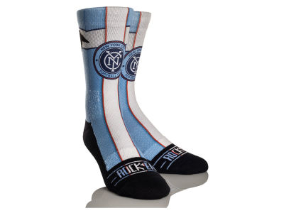 New York City FC Rock 'Em Jersey Series Socks