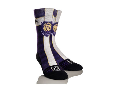 Orlando City SC Rock 'Em Jersey Series Socks