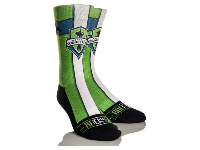 Seattle Sounders FC Rock 'Em Jersey Series Socks