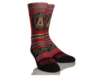 Atlanta United FC Rock 'Em Scarf Socks