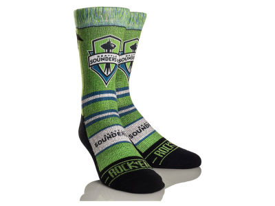 Seattle Sounders FC Rock 'Em Scarf Socks