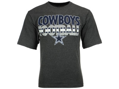 Dallas Cowboys NFL Men's Cover 3 Triple Peak T-Shirt
