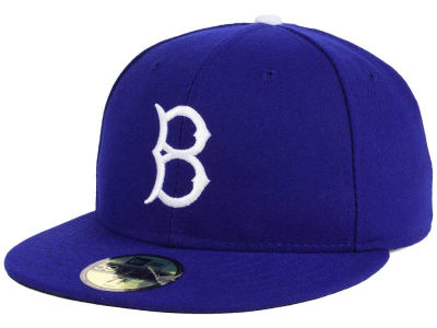 Brooklyn Dodgers New Era MLB 2016 Turn Back The Clock 59FIFTY Cap