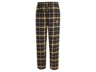 New Orleans Saints NFL Men's Ultimate Flannel Sleep Pants