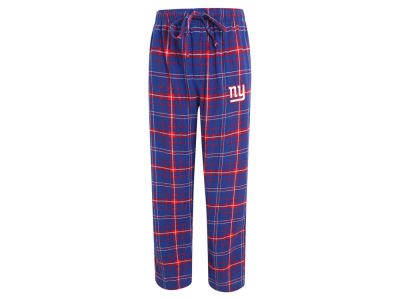 New York Giants NFL Men's Ultimate Flannel Sleep Pants