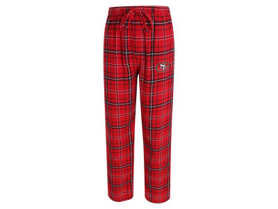 San Francisco 49ers NFL Men's Ultimate Flannel Sleep Pants