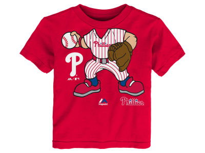 Philadelphia Phillies MLB Toddler Pint Sized Pitcher T-Shirt