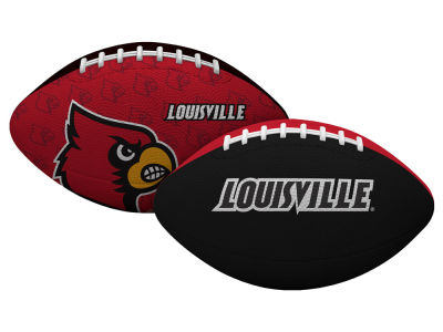 Louisville Cardinals Jarden Grid Iron Football