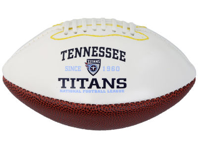 Tennessee Titans Youth NFL Mini Autograph Football