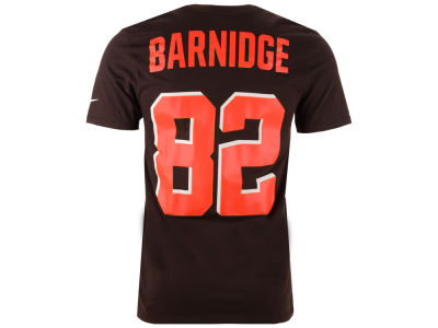 Cleveland Browns Gary Barnidge Nike NFL Pride Name and Number T-Shirt