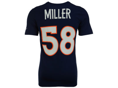 Denver Broncos Von Miller Nike NFL Pride Name and Number T-Shirt