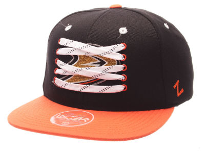 Anaheim Ducks Zephyr NHL Lacer Obscure Snapback Cap