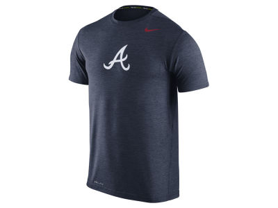 Atlanta Braves Nike MLB Men's Dri-Fit Touch T-Shirt