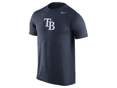 Tampa Bay Rays Nike MLB Men's Dri-Fit Touch T-Shirt