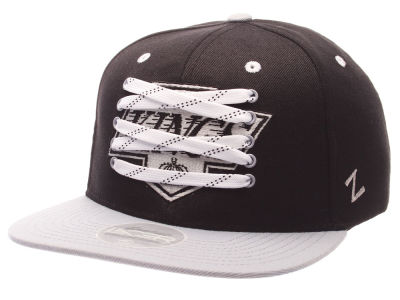 Los Angeles Kings Zephyr NHL Lacer Obscure Snapback Cap