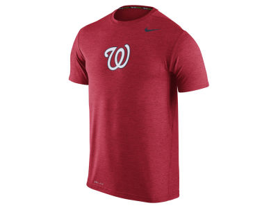 Washington Nationals Nike MLB Men's Dri-Fit Touch T-Shirt