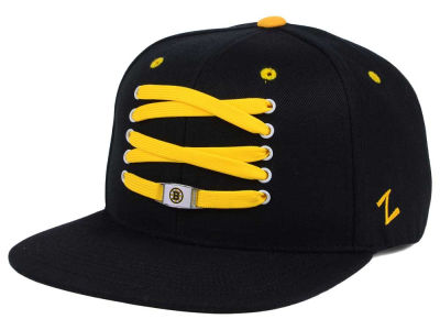 Boston Bruins Zephyr NHL City Pop Snapback Cap
