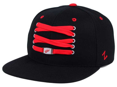 Detroit Red Wings Zephyr NHL City Pop Snapback Cap