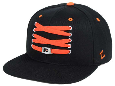 Philadelphia Flyers Zephyr NHL City Pop Snapback Cap