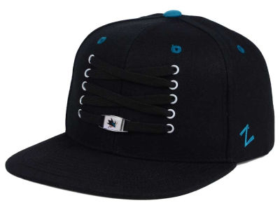 San Jose Sharks Zephyr NHL City Pop Snapback Cap